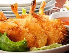 16 Fried Foods - Beer-Battered Coconut Shrimps | Babble