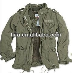 Military Uniform-m65 Jacket Classic M65 Field Jacket With Warm Liner Oliv,Military Army Combact Parka Coat - Buy Military Uniform-m65 Jacket,M-65 Field Jacket,Olive Green Military M65 Jacket Product on Alibaba.com