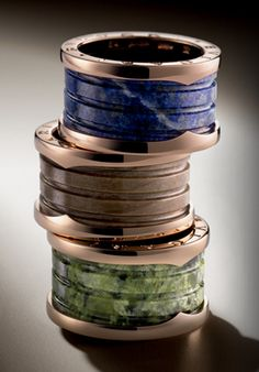 BVLGARI  OMG I want these! They are stunning!