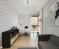 Biuro styl Nowoczesny - zdjęcie od INNers - architektura wnętrza - Biuro - Styl Nowoczesny - INNers - architektura wnętrza