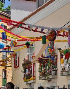 Festas Santos Populares