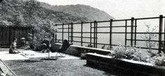 1958 How to Build Fences Gates Retro Vintage Mid Century Modern Design Ideas | eBay