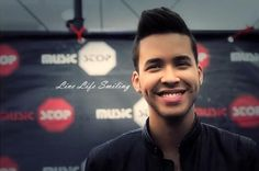 """Prince Royce Dimples 
