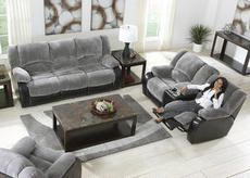 Devon Gray 3 Pc. Living Room