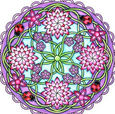 The Canadian Team January Gift Guide by Faye on Etsy Mandala Coloring Pages, Coloring Pages To Print, Flower Mandala, Art Pages, Adult Coloring, Gift Guide, Dangles, Simple, Art Therapy