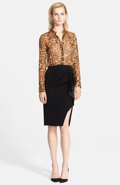 Altuzarra Blouse & Skirt