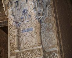 La Alhambra, detalles interiores 30