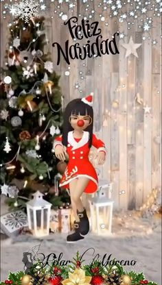 Merry Christmas Gif, Merry Christmas Pictures, Christmas Scenery, Christmas Dance, Christmas Wishes, Christmas Greetings, Christmas Time, Christmas Crafts, Christmas Decorations