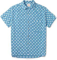 Levi's Vintage Clothing1950s Space Shirt MR PORTER
