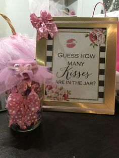 One of the games I did for my daughters Ballerina baby shower Theme. - Baby Shower Theme & Ideas - Baby Tips Regalo Baby Shower, Mesas Para Baby Shower, Baby Shower Niño, Unicorn Baby Shower, Baby Girl Shower Themes, Shower Party, Baby Shower Parties, Baby Shower Gifts, Bridal Shower