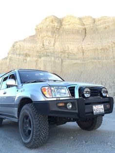 Enjoy the great outdoors! Toyota Land Cruiser 100, The Great Outdoors, Monster Trucks, Vehicles, Car, Outdoor Life, Off Grid, Outdoor Living, Vehicle