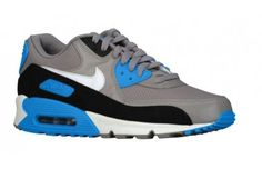 "Nike Air Max 90 ""Sport Grey/Photo Blue"""