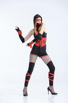 Ninja costume adult was error