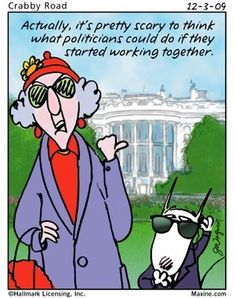 politicans working together???