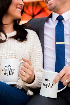 Are we right? Tag your Mr. or Mrs. Right. #alwaysbrilliant   #weddingring #engagementring #brideandgroom #MrandMrs #diamonds #diamondring #instajewelry#weddingband #mrsalwaysright #mrright #wifelife #fall #fallfashion #cutecouple #cutecouplealert #husbandandwife #happywifehappylife
