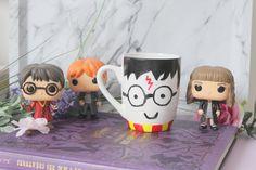 Freaky Family_The Story. : DIY : Un Mug Harry Potter ♥