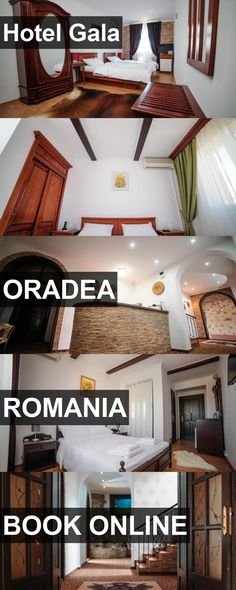 Hotel Gala in Oradea, Romania. For more information, photos, reviews and best prices please follow the link. #Romania #Oradea #travel #vacation #hotel