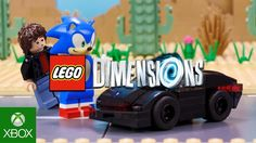 LEGO Dimensions - Sonic the Hedgehog Meets Knight Rider