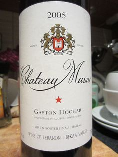 A sunday afternoon belter of a wine.