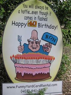 ... Man with Dentures : Dentures #birthday #party #ideas #40 50 60 70 More