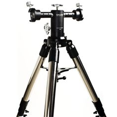 Twilight II Altazimuth Mount and Tripod Camera Tripod, Adjustable Legs, Mounting Brackets, Chrome Plating, Are You The One, Twilight, Products, Gadget