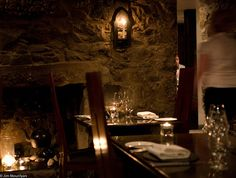 The world class Three Chimneys Restaurant, Colbost, Dunvegan, Isle of Skye...I will eat here!