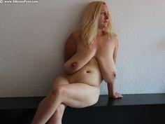Long hanging tits