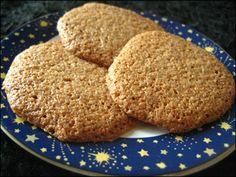 Light, Crispy Italian Hazelnut Cookies - The Culinary Life