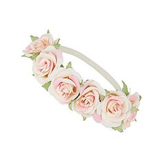 Vintage rose head band - Fashion Jewellery - Accessories - Dorothy Perkins