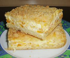 Streuselkuchen mit Mandarinen und Schmand, ein schönes Rezept aus der Kategorie… Crumble cake with tangerines and sour cream, a nice recipe from the category fruit. Sweet Recipes, Cake Recipes, Snack Recipes, German Baking, Gateaux Cake, Fall Desserts, Sweet Cakes, Ice Cream Recipes, Cake Cookies