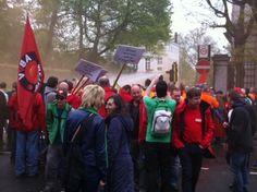 Жестоке демонстрације у Бриселу против политике штедње!  - http://www.vaseljenska.com/vesti/zestoke-demonstracije-u-briselu-protiv-politike-stednje/