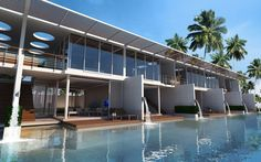 Acqua Vista - Oracle Architects - Phuket - Thailand