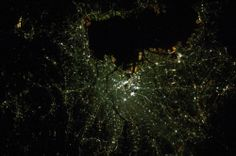 Is That Someone's House? What Astronauts Can See Looking Down - Radiolab