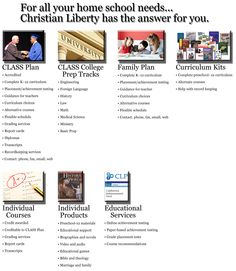 Curriculum & materials from the father of the homeschool movement. Shopchristianliberty.com