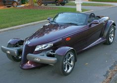 1999 Plymouth Prowler TWO OWNER - PERFECT - 15K MILES