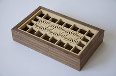 KUMIKO BOX by Geremy Coy