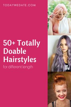 50 Effortless Diy Date Night Hairstyles For All Hair Types