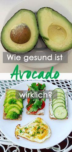 Avocado - wie gesund ist sie?