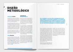 Poverty rate report by Candelaria Ochoa, via Behance