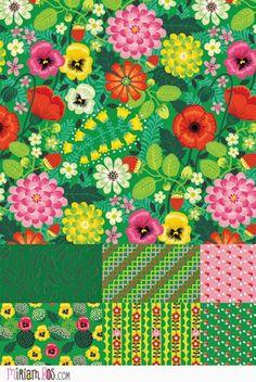 print & pattern: DESIGNER - miriam bos