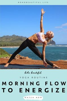 A 30 minute morning yoga class to release tension, stiffness, anxiety, and stress by moving and stretching the full body through a feel good flow.   Yoga Poses for Beginners   This Boho Beautiful yoga practice is a great morning yoga class that can also be done anytime in the day when you are in need of a recharge and grounding.   Yoga Routine   Total Body Workout   Juliana Spicoluk Yoga Teacher   Boho Beautiful #yoga #workout #fitness #exercise #fullbody