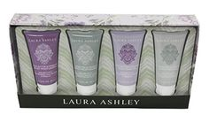Laura Ashley 4 Piece Body Moisturizer Body Wash Gel Gift Set ** You can get additional details at the affiliate link Amazon.com.