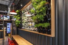 ChiChi 4U Bar by mode:lina, Poznan – Poland » Retail Design Blog