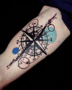 Stunning tattoos by Mirco Campioni   Martineken Blog