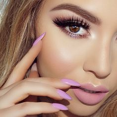 @jadeywadey180 Love everything about this look l  @blinkingbeaute Lashes in Samantha #blinkingbeaute