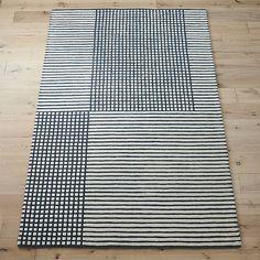 aerial grey rug  | CB2