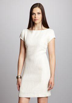 Insight - Tweed Dress