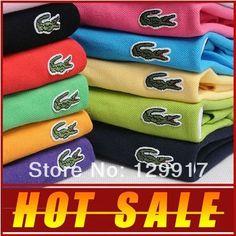 HOT Venda Nova t, em 2013, moda homens camisa casual polo camisa dos homens, os homens da marca t-shirt, camisa de t para os homens, os homens do polo slim fit B $11,29