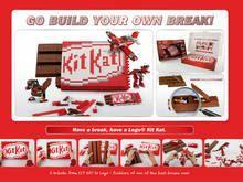 Kit Kat lança barra Lego para consumidor criar próprio break - http://marketinggoogle.com.br/2014/03/26/kit-kat-lanca-barra-lego-para-consumidor-criar-proprio-break/