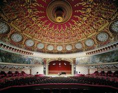 A grandiosidade da ópera vazia - Casa Vogue | Lazer&Cultura